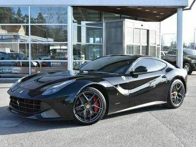 käytetty Ferrari F12 Berlinetta Harvinainen & Timanttinen Yksilö! Carbon-hiilikuitupakettti, AFS, Navi, Täysnahkaverhoilu