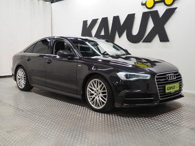 käytetty Audi A6 Sedan 2,0 TDI 140 kW quattro S tronic S-LINE / Bose / Koukku puskurin sisään / Neliveto /