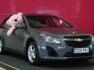 käytetty Chevrolet Cruze SW LS Plus 1,6 91kW MT5 # Ilmastointi # Koukku # Lohkolämmitin