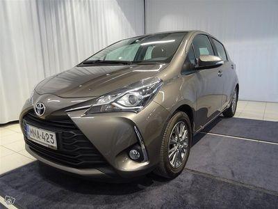 käytetty Toyota Yaris 1,5 Dual VVT-i Launch Edition 5ov