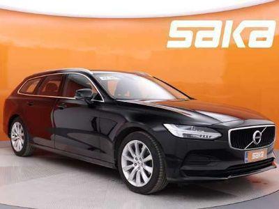 käytetty Volvo V90 T5 Bi-Fuel Momentum aut ** Webasto / Adapt.cruise / LED-valot / KeylessGo / Merkkihuollettu **