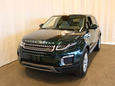 käytetty Land Rover Range Rover evoque 2.0 Td4 Se ** Facelift, Nahkasisusta, Sähkötoiminen takaluukku, Peruutuskamera ** **** Korko 0,5% +