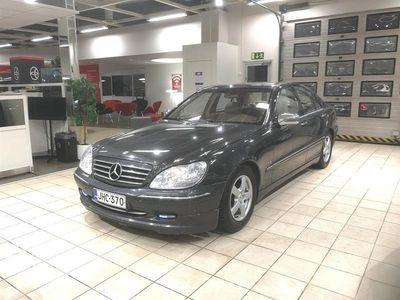 käytetty Mercedes S400 CDI A