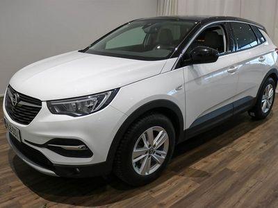 käytetty Opel Grandland X Innovation 1,2 Turbo ECOTEC Start/Stop 96 kW MT6 ** Lohkolämmitin - sisäpistoke - Ergonomiset AGR-ur