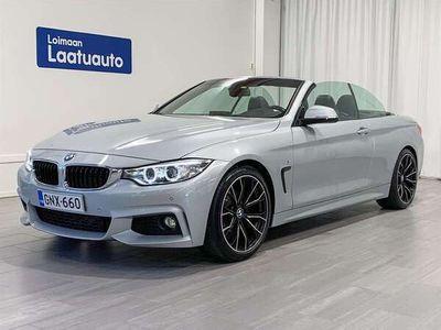 käytetty BMW 420 420 F33 Cabriolet d aut. Business M Sport