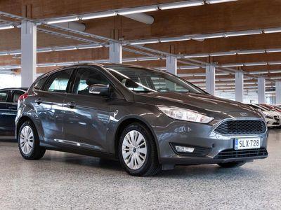 käytetty Ford Focus 1,0 EcoBoost 100 hv Start/Stop M5 Trend 5-ovinen