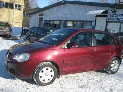 käytetty VW Polo 1,4 80 hv Comfort 5-ov, Suomiauto1-om vain 93 tkm, Ilman käsirahaa