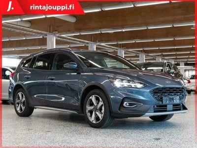 käytetty Ford Focus 1,0 EcoBoost 125hv A8 Active Wagon *** J. kotiintoimitus, Kysy saatavuudesta!