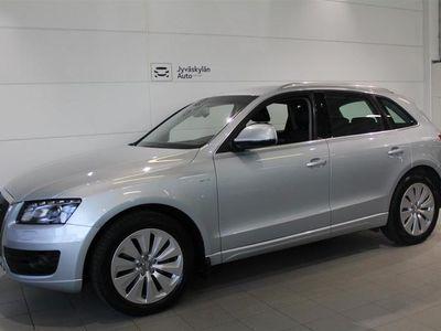 käytetty Audi Q5 2,0 TFSI hybrid quattro tiptronic-autom.