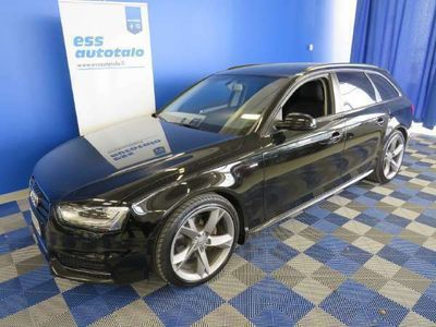 käytetty Audi A4 Avant Business Sport 2,0 TDI clean diesel 110 kW quattro