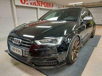 käytetty Audi S3 Sportback 2.0 TFSI A Qattro 300hv Takuu1v./20