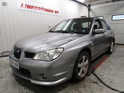 käytetty Subaru Impreza 2.0 GX AWD Sedan