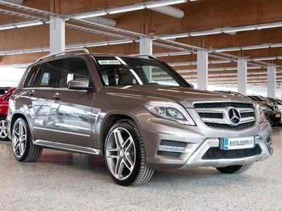 käytetty Mercedes GLK220 CDI BE 4Matic A AMG