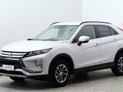 käytetty Mitsubishi Eclipse Cross 1,5 MIVEC Active CVT 2WD - Tähän autoon rahoituskorko vain 1,99%!