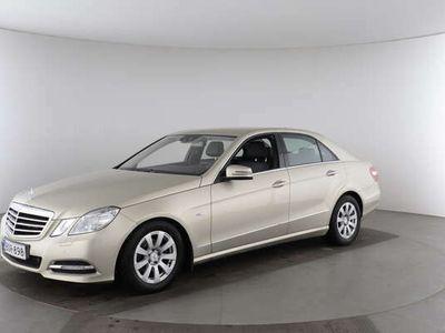 käytetty Mercedes E200 CDI Avantgarde 4d A Premum Business