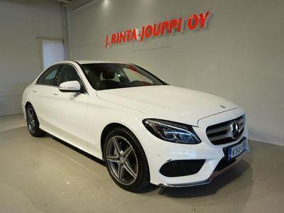 käytetty Mercedes C220 d A AMG Premium Edition Automaatti *WEBASTO*