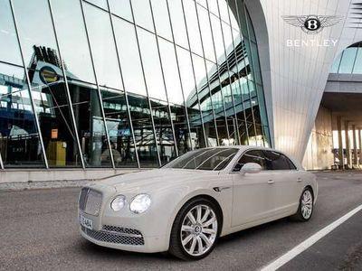 käytetty Bentley Flying Spur Flying SpurW12 Sedan (AA) 4ov 5998cm3 A 2-vuoden tehtaan jatkotakuu