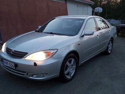 käytetty Toyota Camry 2.4 vvti-A 2002