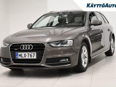 käytetty Audi A4 AVANT TDI EDITION 2,0 TDI CLEAN DIESEL 140 KW QUAT