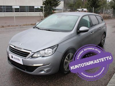 käytetty Peugeot 308 *KUNTOTARKASTETTU* SW Active PureTech 130 A Tarkastettuna, Rahoituksella, Kotiin toimitettuna!