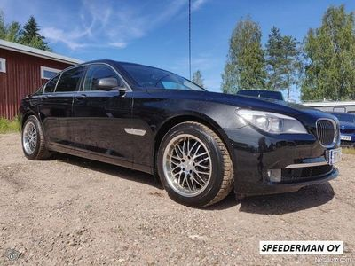 used BMW 730