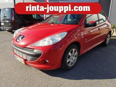 käytetty Peugeot 206+ Generation 75 5-ov - Ihastuttava Leijona! ** Ilmastointi / Jakopää tehty / Pirteä väri! ** !