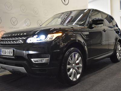 käytetty Land Rover Range Rover Sport 3,0 SDV6 HSE