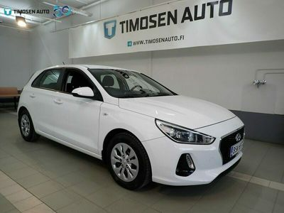 käytetty Hyundai i30 5d