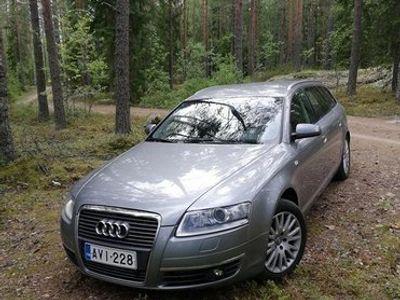 käytetty Audi A6 Avant 2.0T autom. bi-xenon ym