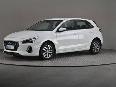 käytetty Hyundai i30 1,6 CRDi 100 7DCT Comfort Busines- Navi, Peruutuskamera-