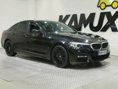 käytetty BMW 530 530 G30 Sedan e A iPerformance / M-Sport / Prof.Navi / Kamera / Sporttipenkit / Xenon yms.
