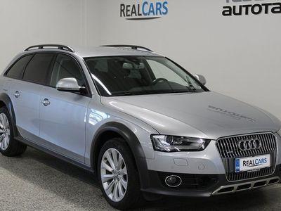 käytetty Audi A4 Allroad