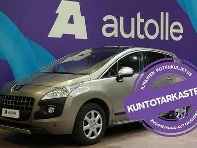 käytetty Peugeot 3008 *KUNTOTARKASTETTU*Sport HDi 110 FAP Tarkastettuna, Rahoituksella, Kotiin toimitettuna!