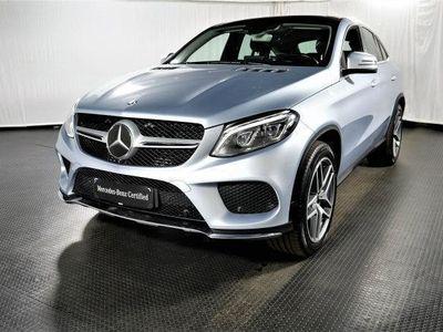 käytetty Mercedes GLE350 d Coupé 4Matic Certified takuu 24kk/40 000 km
