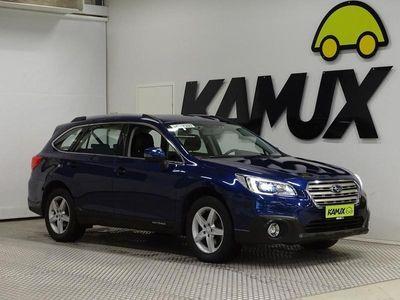 käytetty Subaru Outback 2,0 TD Ridge CVT 4WD **NAHAT, MUISTIPENKKI, MIRRORLINK, KAMERA, ADAPT.CRUISE**