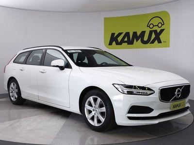 käytetty Volvo V90 D4 Business Aut // Navigointi / Vetokoukku / Led-ajovalot //