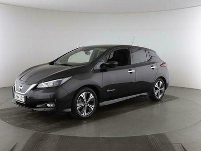 käytetty Nissan Leaf N-Connecta 40 kWh FI