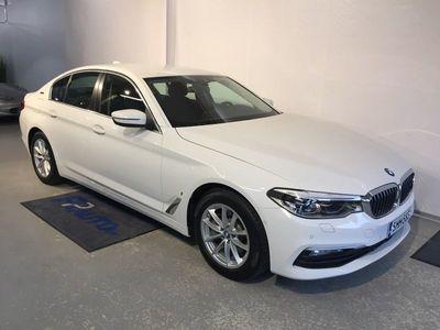 käytetty BMW 530 5-SARJA G30 Sedan e A iPerf Launch Edt -LATAUSHYBRIDI-