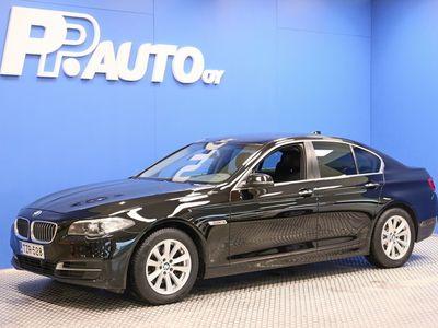 käytetty BMW 520 520 F10 Sedan d TwinPower Turbo A Limited xDrive Edition - Korko 0,99%* ja rahoitus 72kk ilman käsirahaa, Talvimarkkinat 1.-31.1.2021