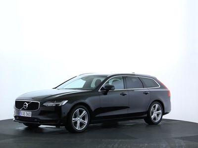 käytetty Volvo V90 D4 Business aut - rahoitustarjous 2,9 % + kulut *Lisälämmitin, On Call, Vetokoukku, P-tutkat eteen j