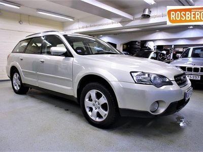 käytetty Subaru Legacy 2.5i FY Outback AWD ***Vaihto/rahoitus jopa ilman käsirahaa***