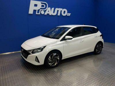 käytetty Hyundai i20 Hatchback 1,0 T-GDI 100 hv 7-DCT Comfort - **Automaatti veloituksetta etusi 1400e - *5000€:sta S-bonusta Korko