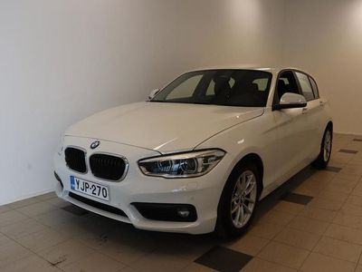 käytetty BMW 116 116 F20 Hatchback d ED Business *Navi*
