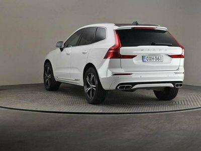 käytetty Volvo XC60 D4 AWD Business R-Design