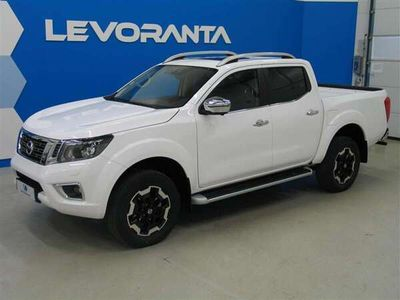 käytetty Nissan Navara Double Cab 2,3 dCi 190hp AT Tekna