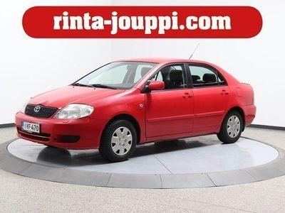 käytetty Toyota Corolla 1.4 Terra 4d - Seuraava katsastus 10 / 2020!
