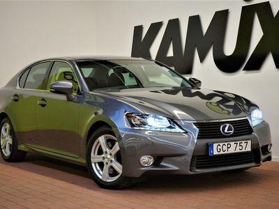 käytetty Lexus GS300h | 2,5 CVT | Premiuim | Navi | Peruutuskamera | 2x renkaat