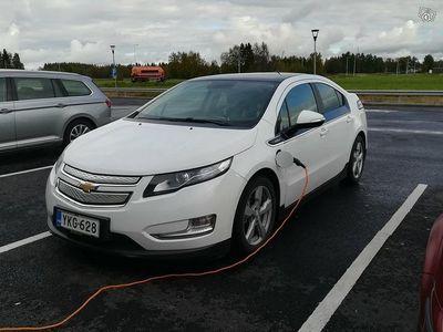käytetty Chevrolet Volt sähköauto, uudella ajoakulla