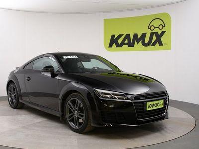 käytetty Audi TT 2.0 TFSI 169kW quattro S tronic // Kaistavahti / Nahka-Alcantara / Keyless Go //