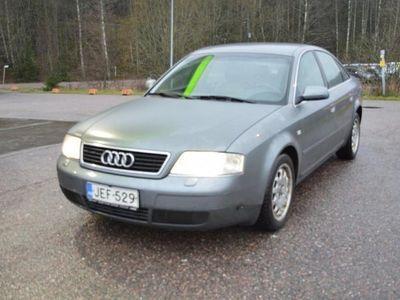 käytetty Audi A6 2.4 V6 Tarjous Katso ilmoitus Kysy lisää